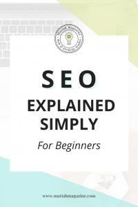 What is SEO? SEO explained simply for beginners - Mariah Magazine - Buffalo NY