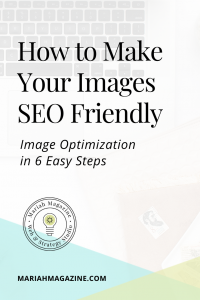 How to Make Images SEO Friendly | Image Optimization for SEO