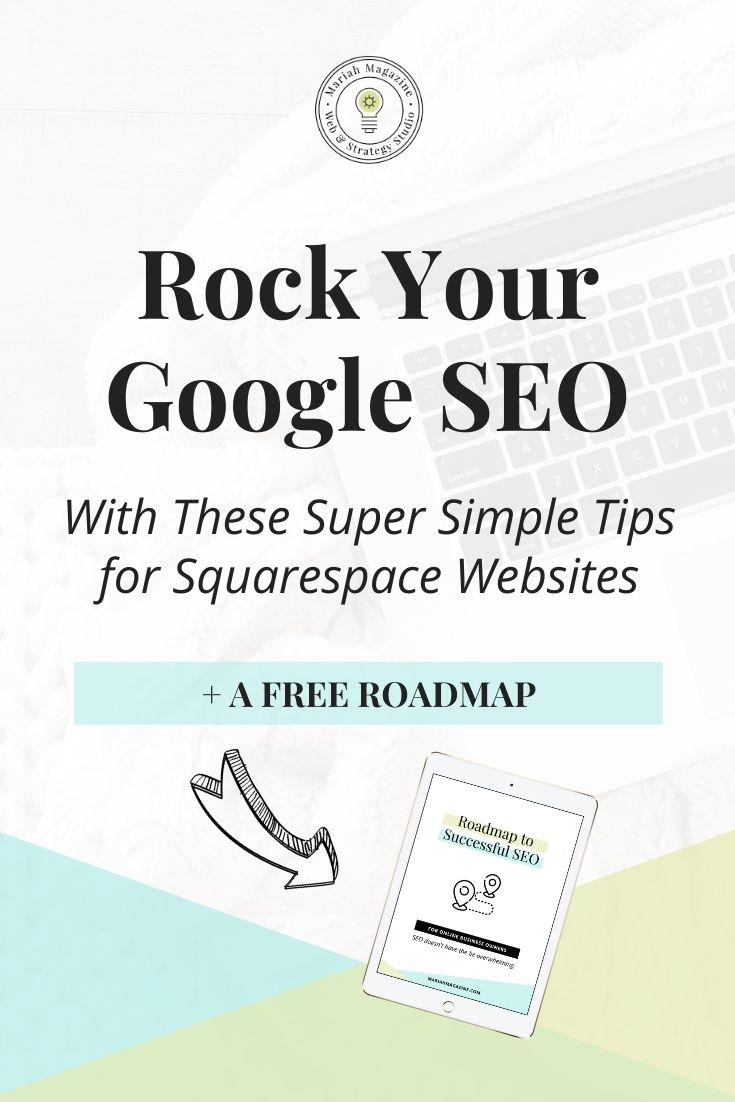 7 Simple Squarespace SEO Tips for Beginners