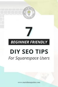 7 Simple Google SEO Tips for Squarespace